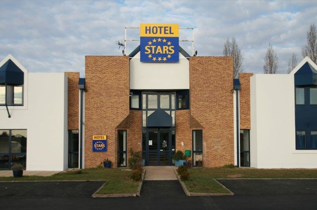 Cheap Hotel Stars Dreux France