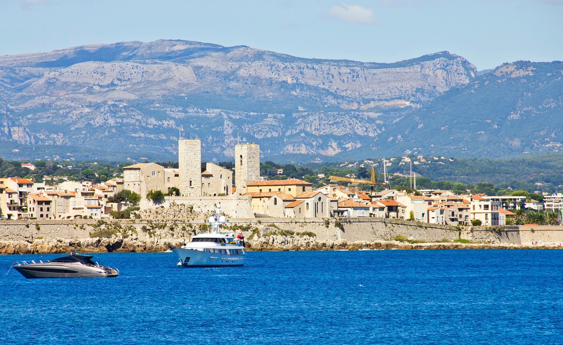 Antibes French Riviera France