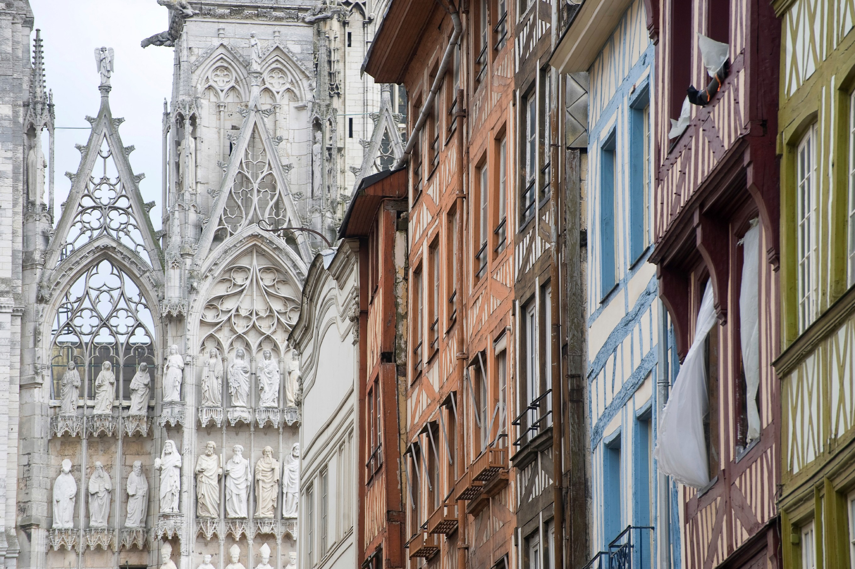 Travel Rouen France Budget Hotel Stars