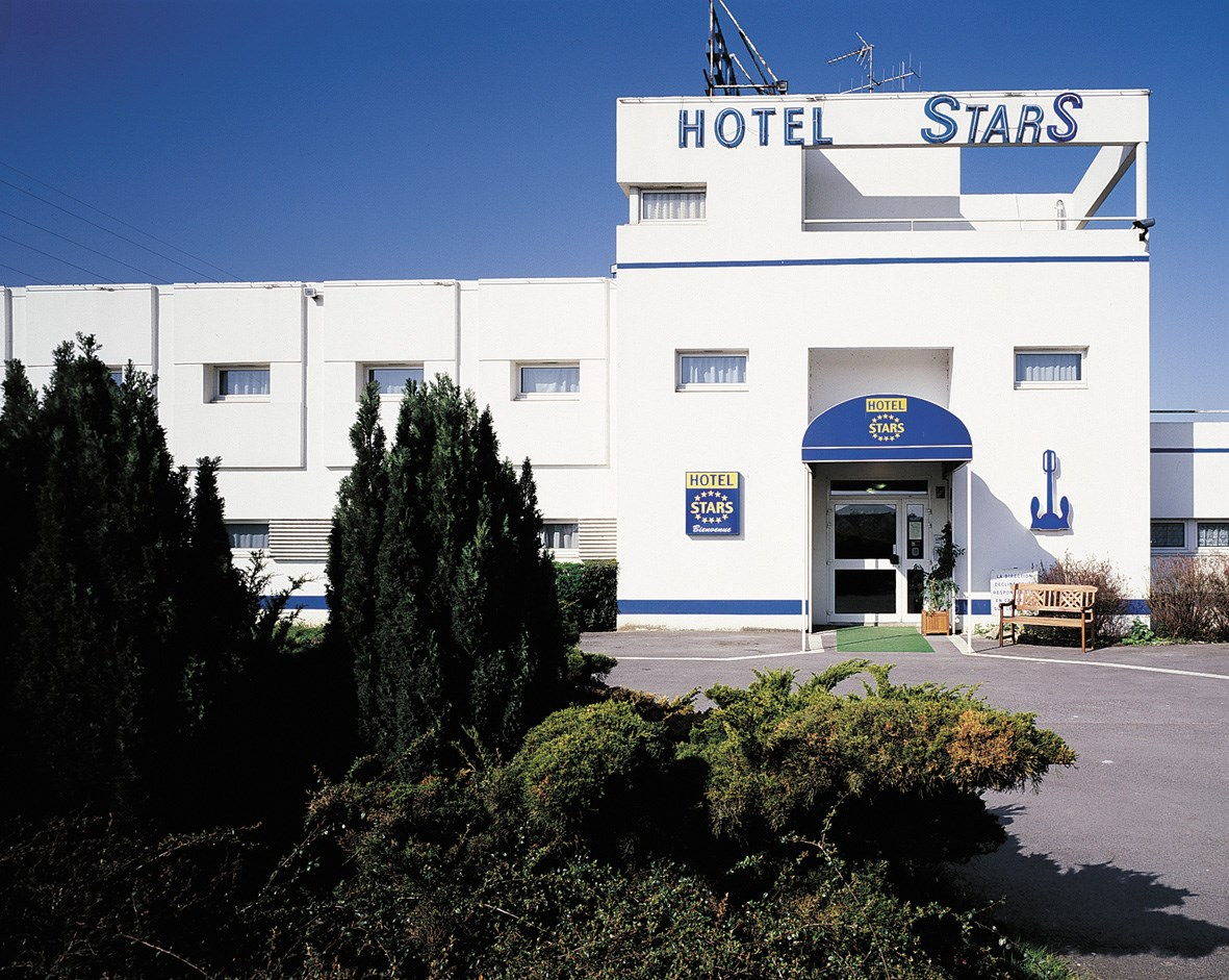 Budget Hotel Stars Reims France